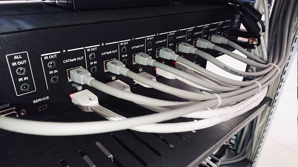 Cable Dressing and Management