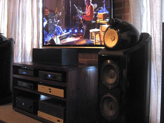 Stereo vs Home Theatre
