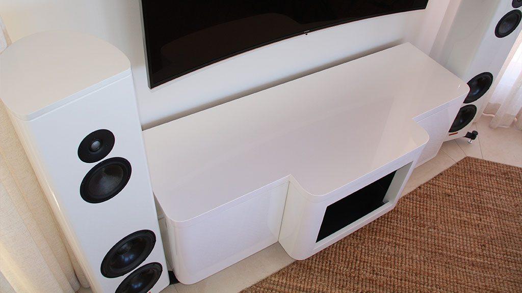 Magico S3 Speakers in Pearl White
