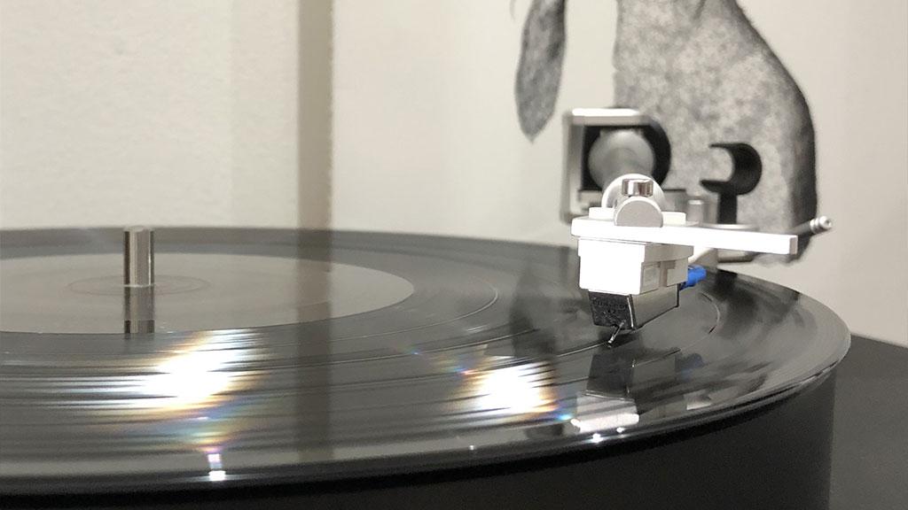 LP Turntable