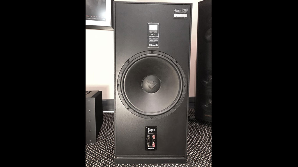 Klipsch Forte III Speakers
