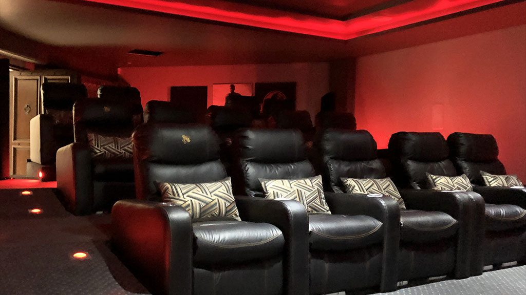 9.4.5 Home Theatre System