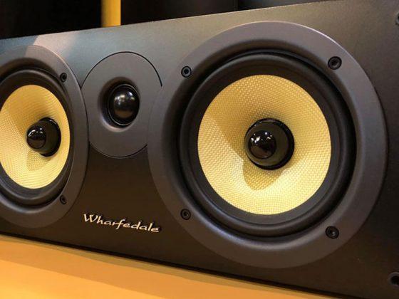 Wharfedale Speaker Set