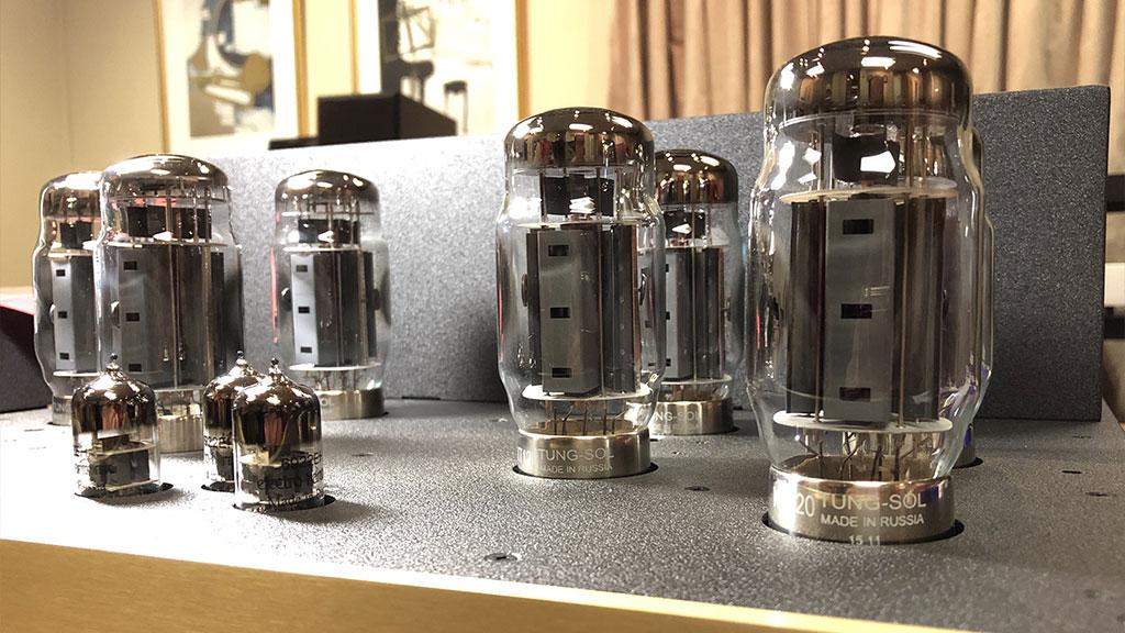 Conrad Johnson Amplifier