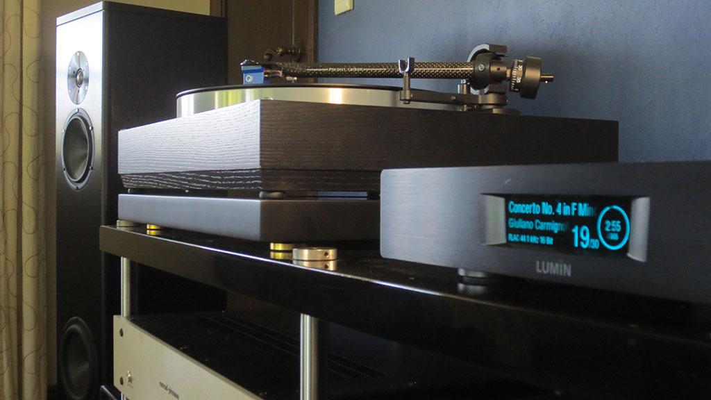 Magico Conrad Hi-Fi System Upgrade