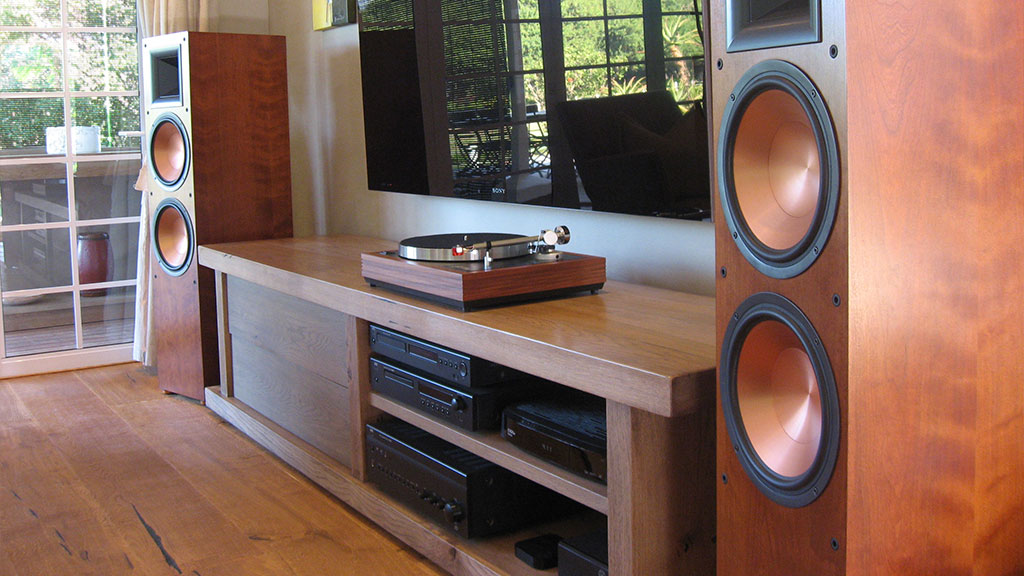 Klipsch and NAD Stereo