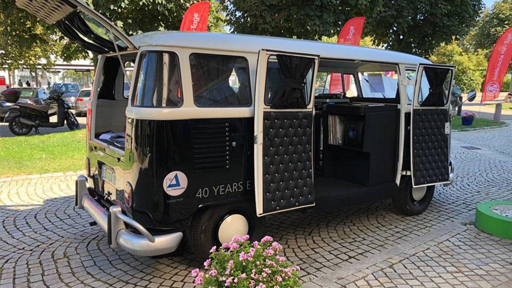 ClearAudio Van